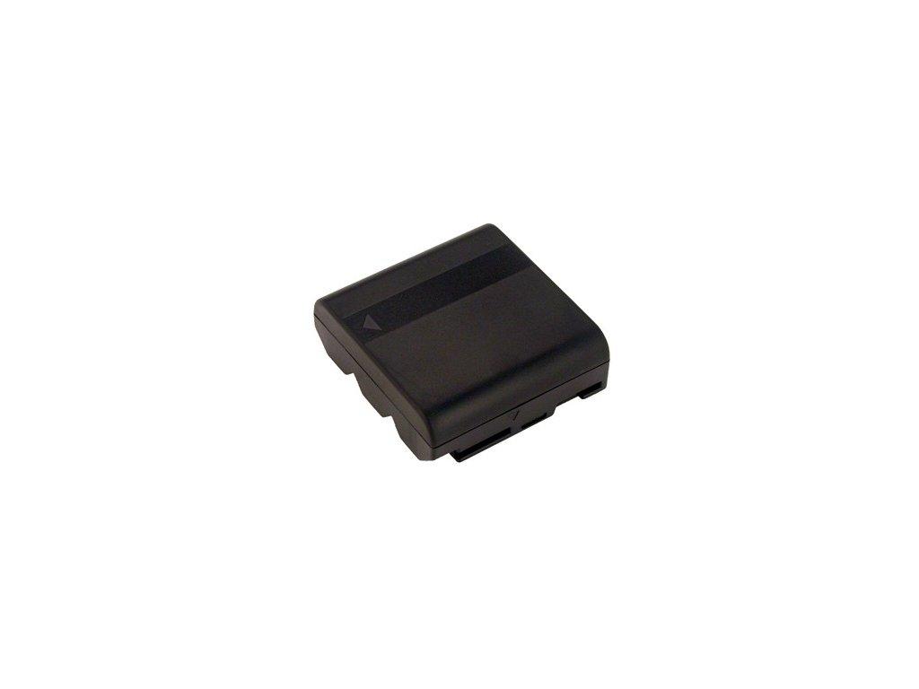 Baterie do videokamery Sharp VL-SW50/VL-SW50E/VL-SW50U/VL-SW980/VL-VL-E47/VLE34H/VLE620S/VLE630U/VLE66S/VLE680U, 2500mAh, 3.6V, VBH0990A