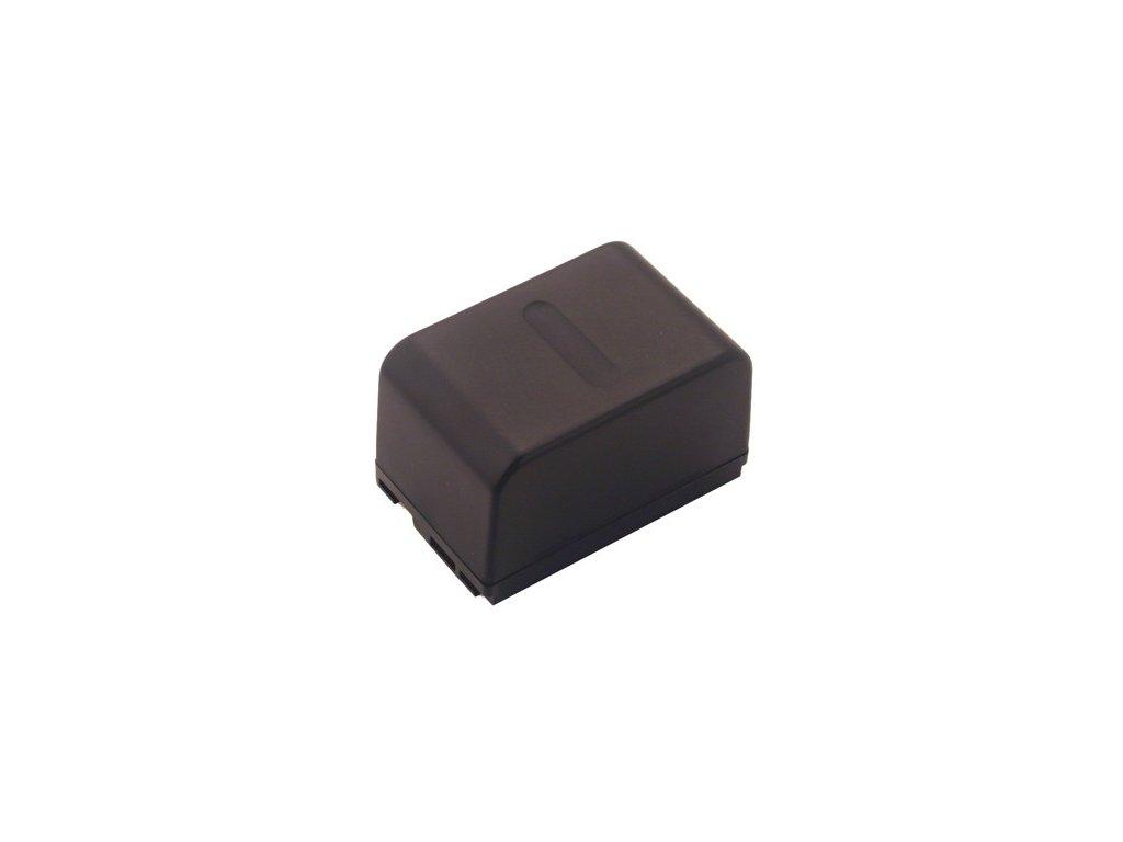 Baterie do videokamery Panasonic NVRX20EG/NVRX500/NVRX600/NVRX7EG/NVRXEG/NVS100/NVS600/NVS65EG/NVS70/NVS800, 4000mAh, 4.8V, VBH0982A