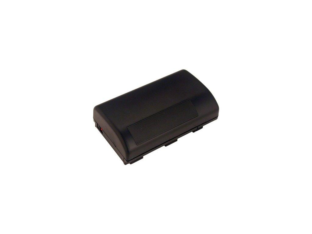 Baterie do videokamery GE/JVC 40796/40797/40798/40801/40805/BNV 6GU/BNV 76H/BNV 7GU/CR-C7U/CR-S500, 2100mAh, 9.6V, VBH0984A