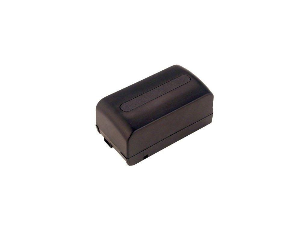 Baterie do videokamery Canon A2 HI8/A9/BP714/BPE714/BPE729/E06/E07/E08/E09/E100, 4000mAh, 6V, VBH0965A