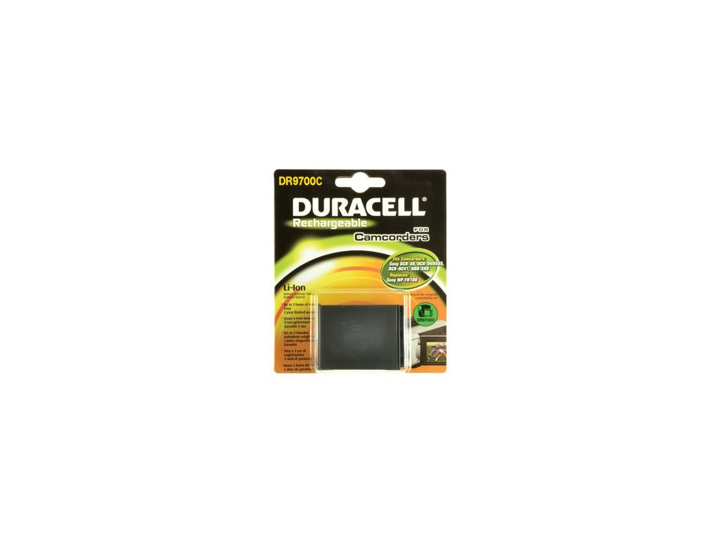 Baterie do videokamery Sony HDR-CX105/HDR-CX105E/HDR-CX105ES/HDR-CX110/HDR-CX115E/HDR-CX115EB/HDR-CX115EL/HDR-CX115ER/HDR-CX116E/HDR-CX116EB, 3150mAh, 7.4V, DR9706C