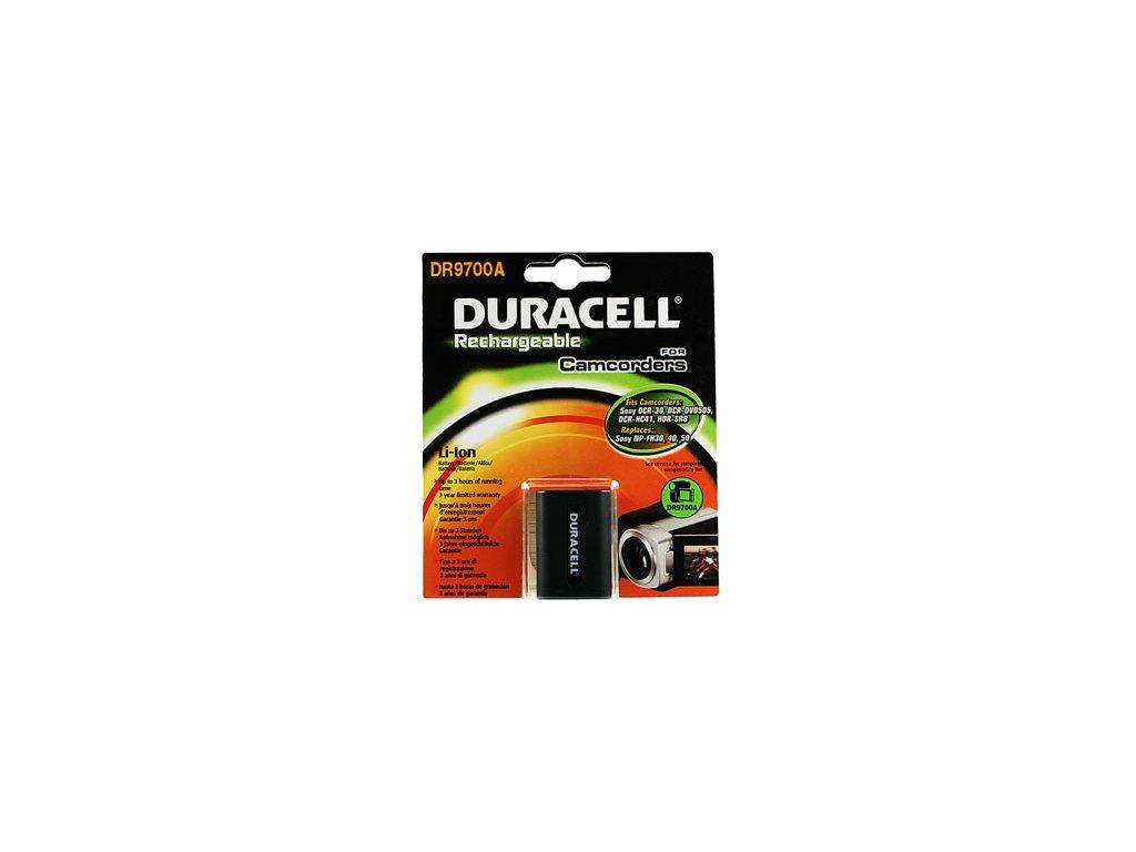 Baterie do videokamery Sony DCR-DVD506/DCR-DVD508/DCR-DVD602/DCR-DVD605/DCR-DVD608/DCR-DVD610/DCR-DVD650/DCR-DVD653/DCR-DVD703/DCR-DVD705, 650mAh, 7.4V, DR9700A