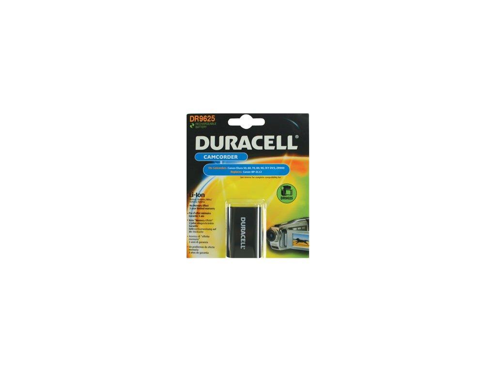 Baterie do videokamery Canon MV800i/MV830/MV830i/MV850i/MV880X/MV880Xi/MV890/MV900/MV901/MV920, 1300mAh, 7.4V, DR9625