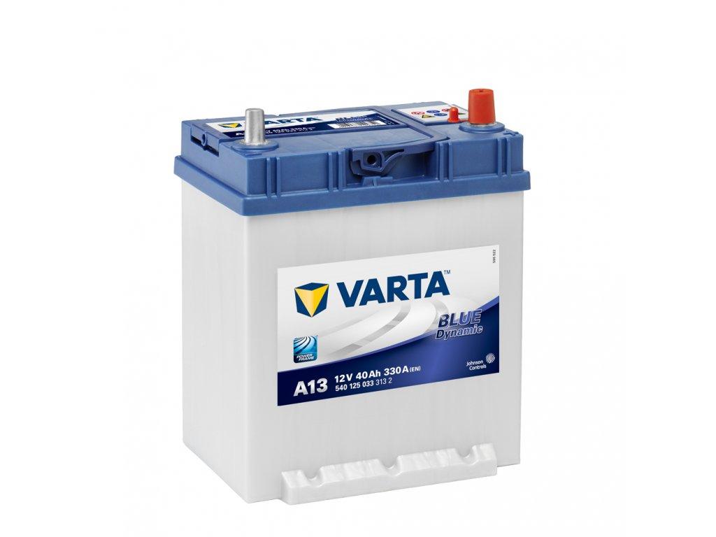 Autobatérie VARTA BLUE Dynamic 40Ah, 12V, A13