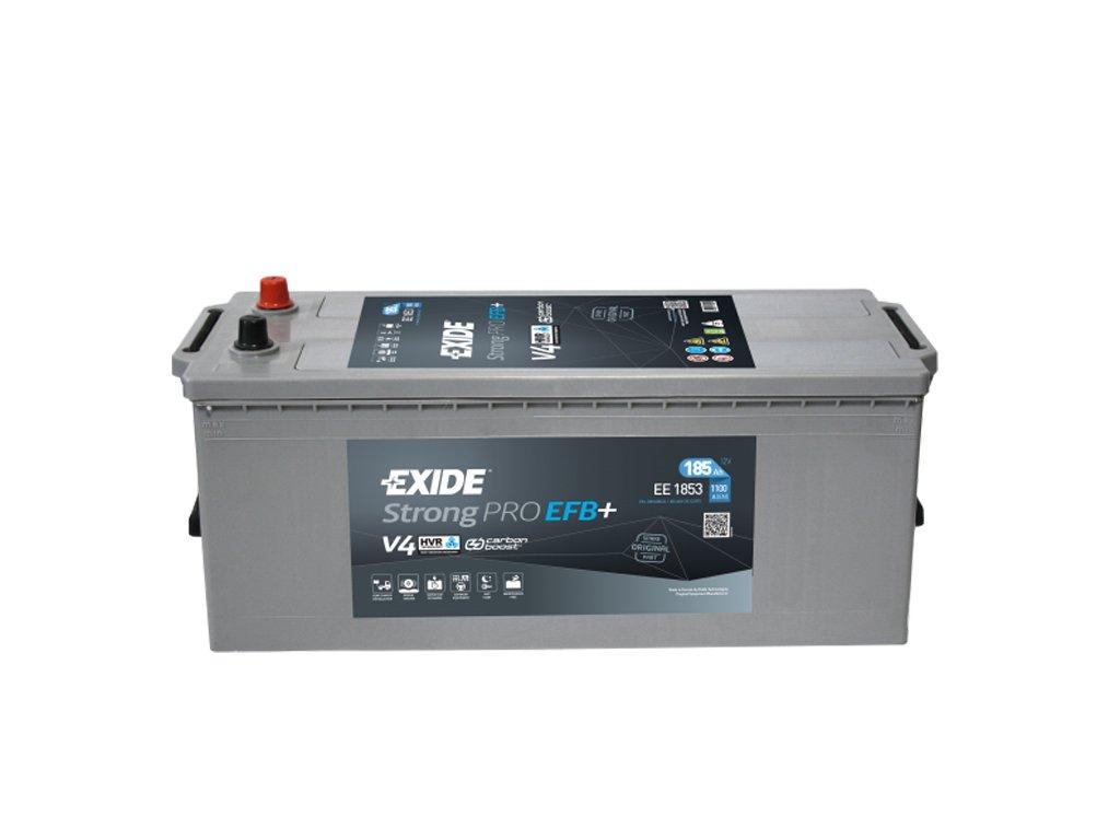 Autobatéria EXIDE Strong PRO EFB 185Ah, 12V, EE1853