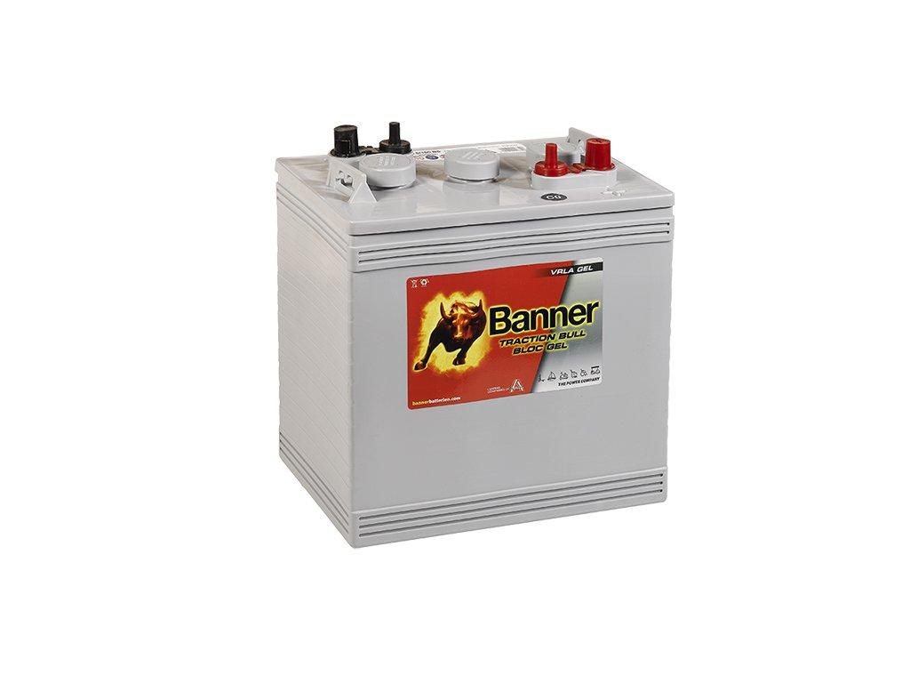 Trakčná baterie Dry Bull DB 6/160 DIN, 196Ah, 6V