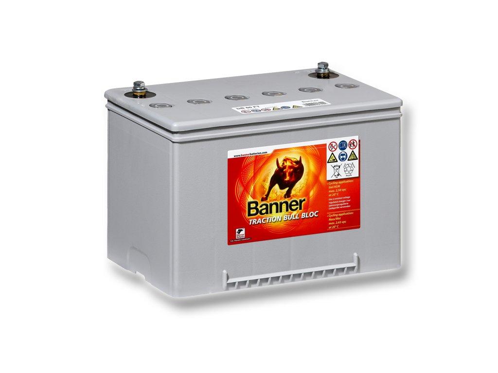 Trakčná bateria Dry Bull DB 40, 38Ah, 12V