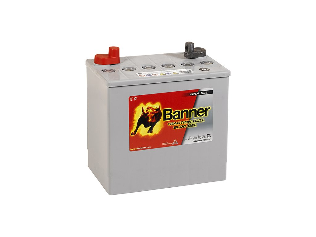 Trakčná baterie Dry Bull DB 52, 50Ah, 12V