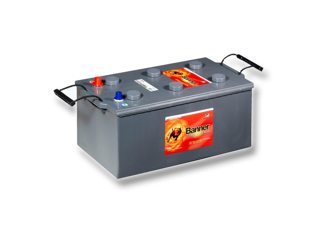 Trakčná bateria Dry Bull DB  115, 120Ah, 12V