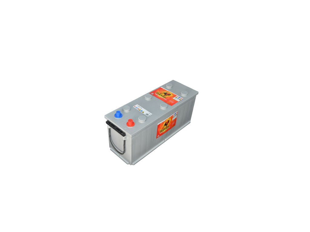 Trakčná bateria Bloc 6 PzF 125, 167Ah, 12V