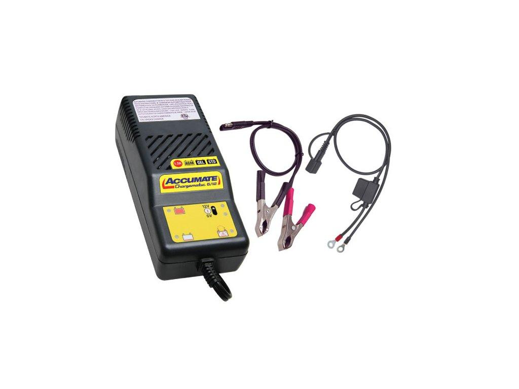 TECMATE - nabíječka ACCUMATE 6/12V – 1.2A (TM06)