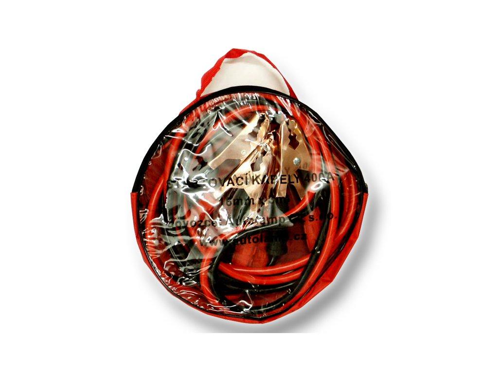 Autolamp startovací kabely 400A, 16mm, 3.0m