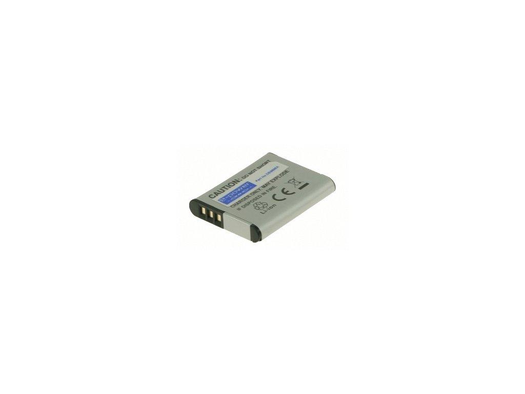 Baterie do fotoaparátu Olympus Stylus 9010/Stylus Tough 6000/Stylus Tough 6020/Stylus Tough 8000/Stylus Tough 8010/Stylus TOUGH-6000/Stylus TOUGH-8000/sz-10/SZ-30MR/TG-610, 700mAh, 3.7V, DBI9686A