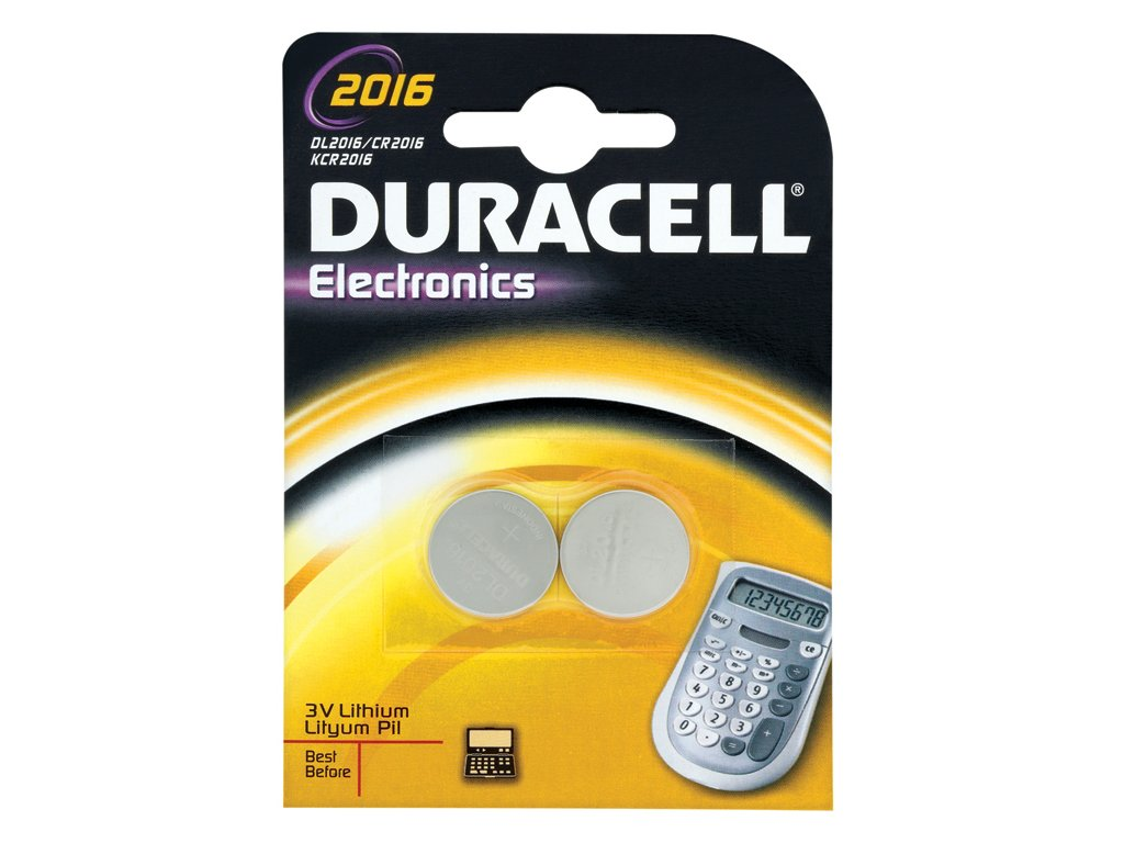 Baterie do fotoaparátu Panasonic OEM Batteries, 3V, DL2450, blistr
