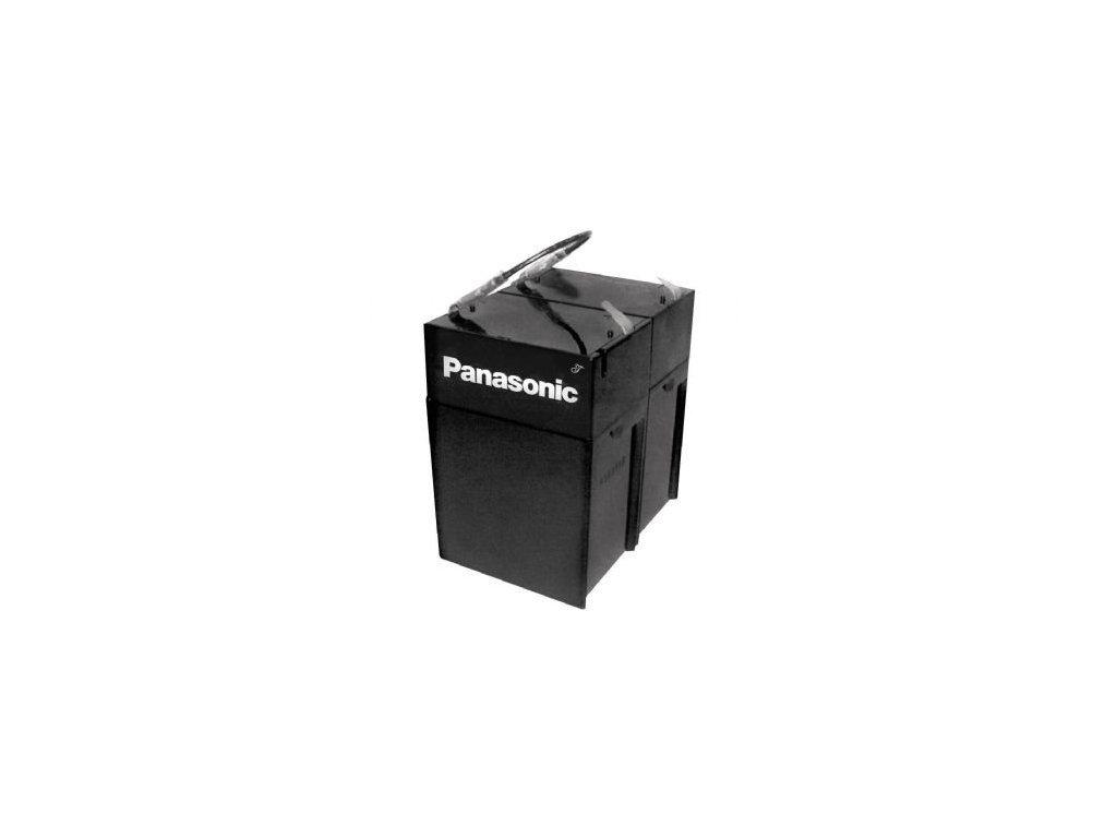 Staniční (záložní) baterie PANASONIC LC-R124R5PD, 4,5Ah, 12V