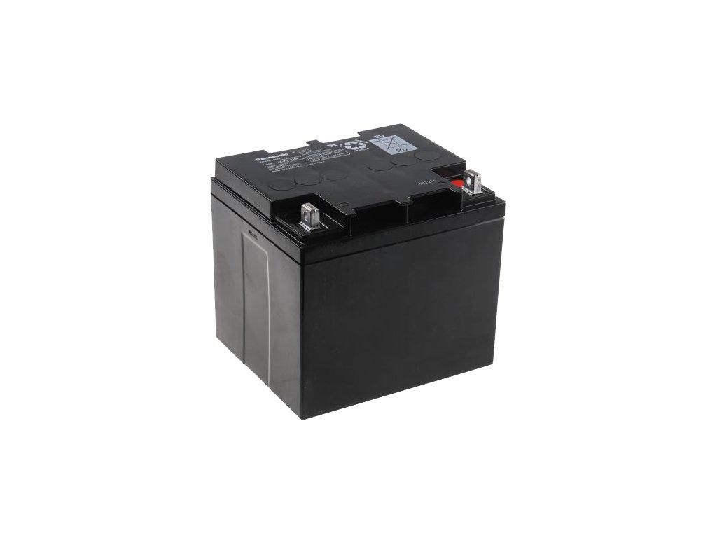 Staniční (záložní) baterie PANASONIC LC-XC1238P, 38Ah, 12V