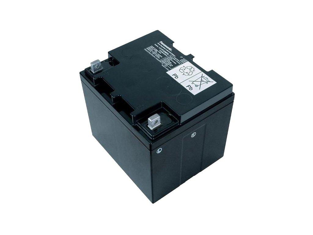Staniční (záložní) baterie PANASONIC LC-X1238APG, 38Ah, 12V