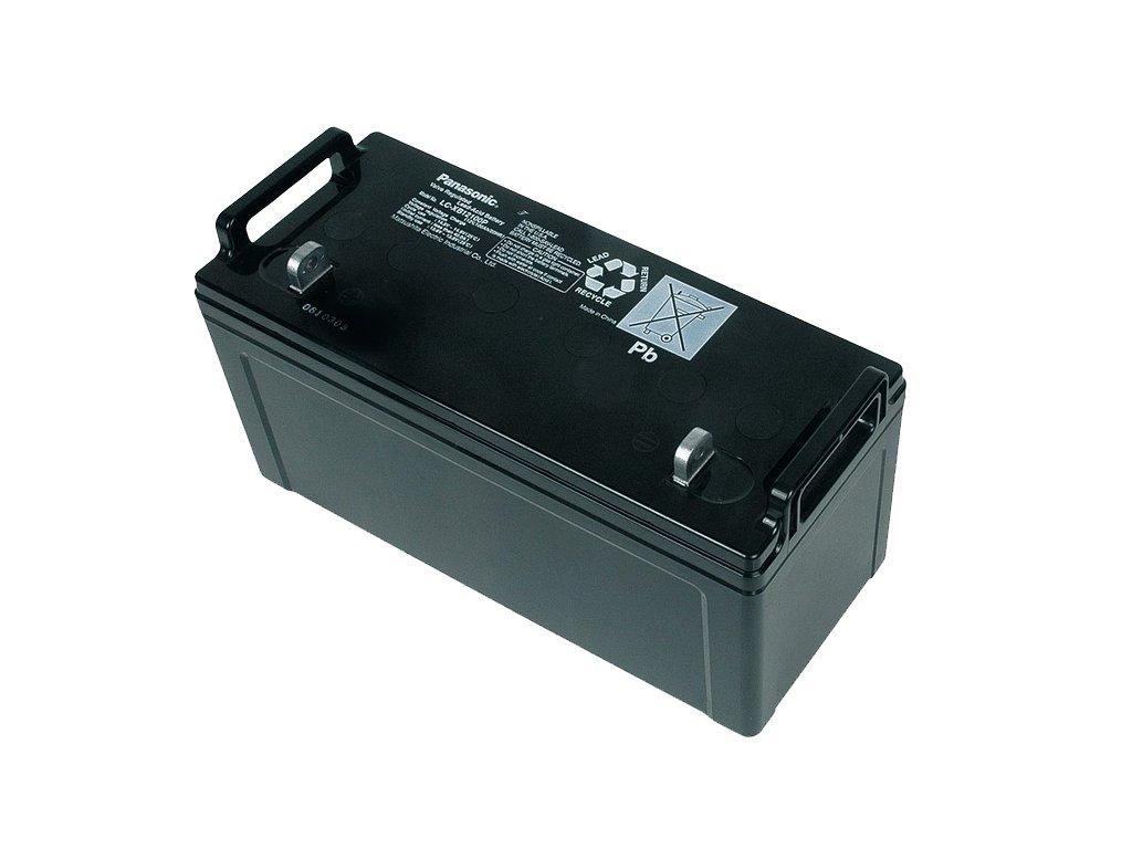 Staniční (záložní) baterie PANASONIC LC-X12120P, 120Ah, 12V