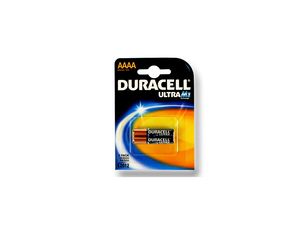 DURACELL Ultra článek 1.5V, AAAA (MX2500)