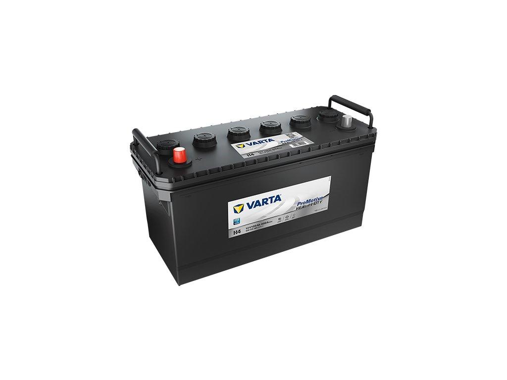 Autobatérie VARTA PROMOTIVE BLACK 100Ah, 600A, 12V, H4
