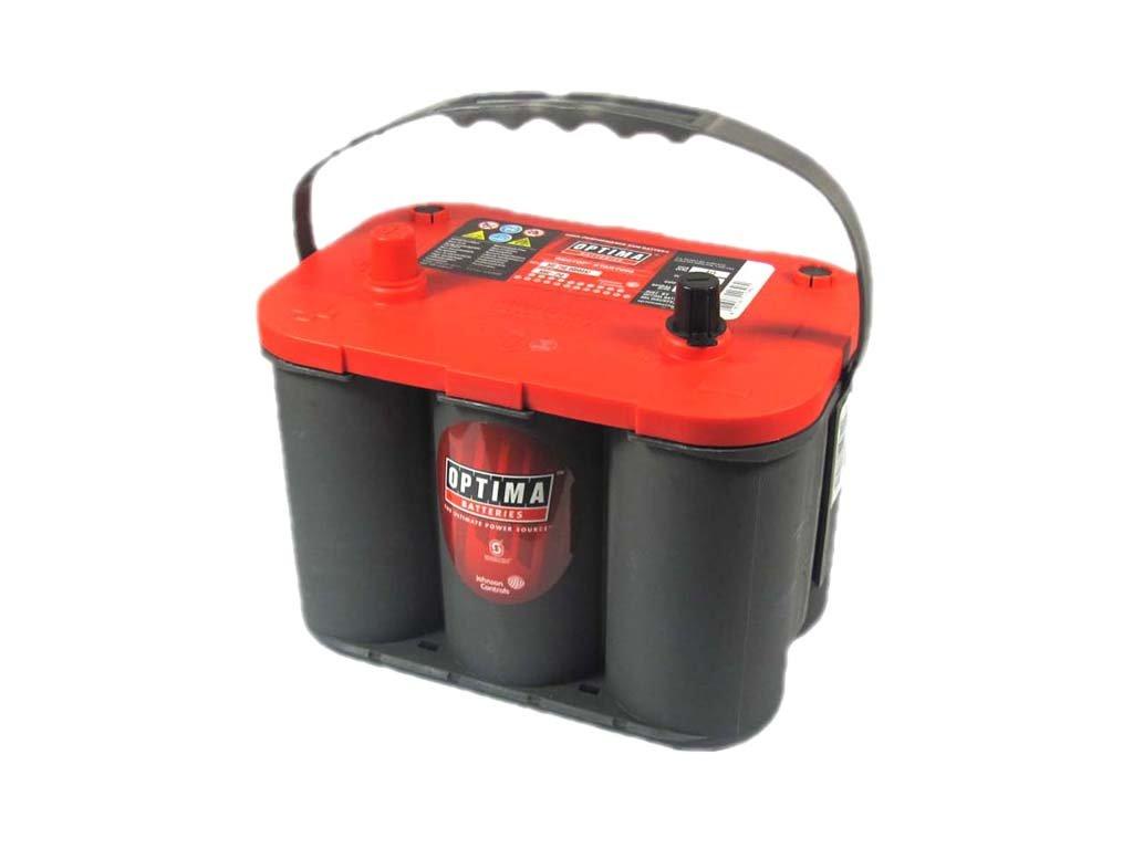 Autobatéria Optima Red Top S-4.2, 50Ah, 12V (802-250)