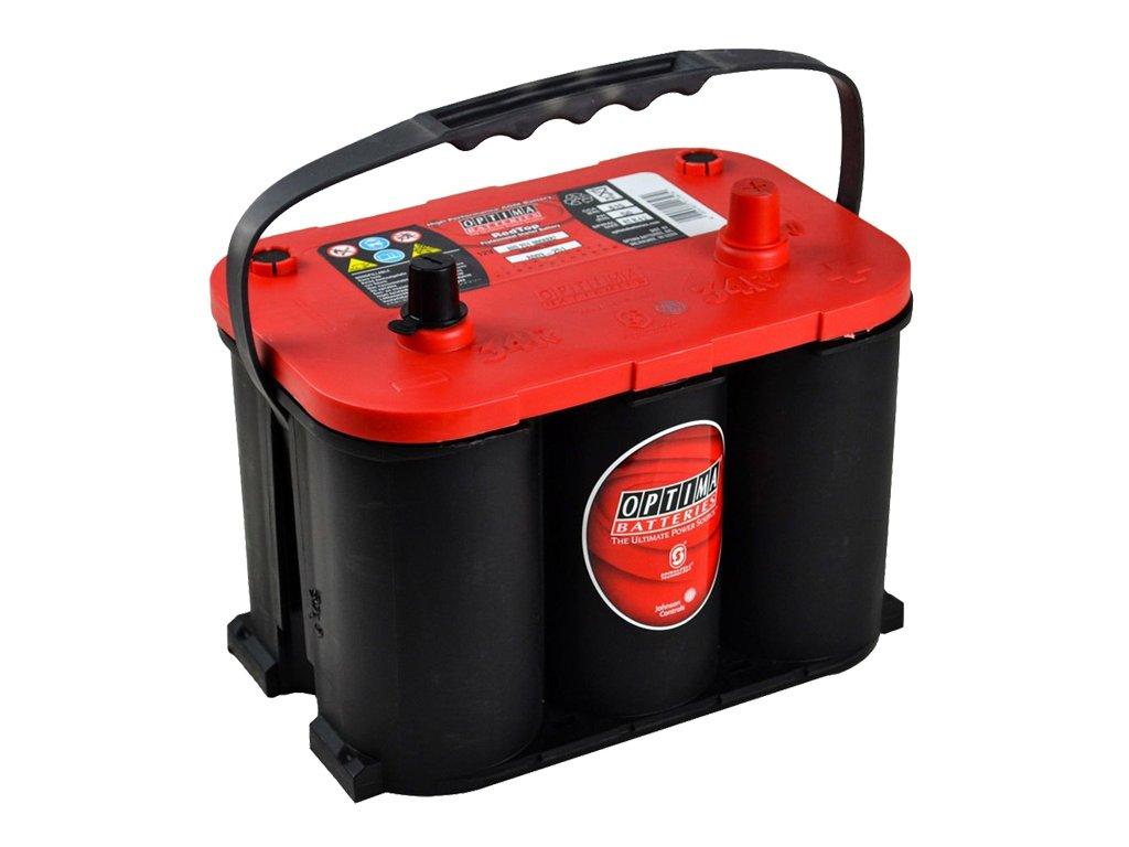 Autobatéria Optima Red Top R-4.2, 50Ah, 12V (803-251)