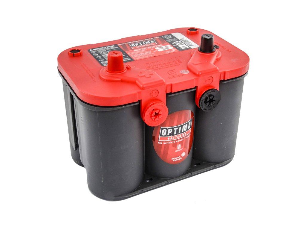 Autobatéria Optima Red Top U-4.2, 50Ah, 12V (804-250)