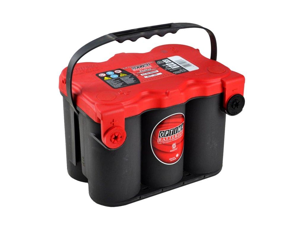Autobatéria Optima Red Top F-4.2, 50Ah, 12V (878-209)