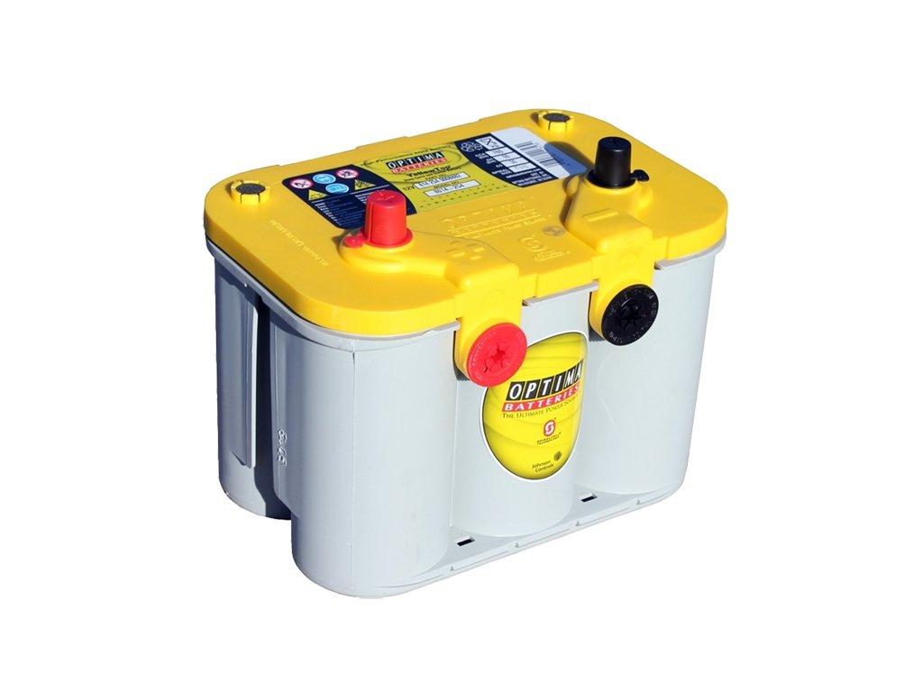 Autobatéria Optima Yellow Top U-4.2, 55Ah, 12V (814-254)