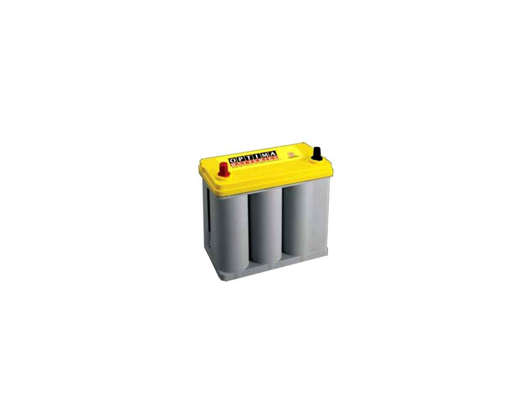 Autobatéria Optima Yellow Top S-2.7J, 38Ah, 12V (870-176)