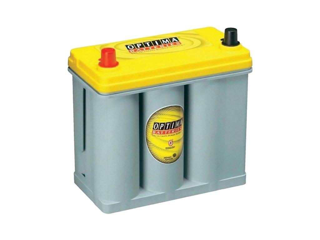 Autobatéria Optima Yellow Top R-2.7J, 38Ah, 12V (872-176)
