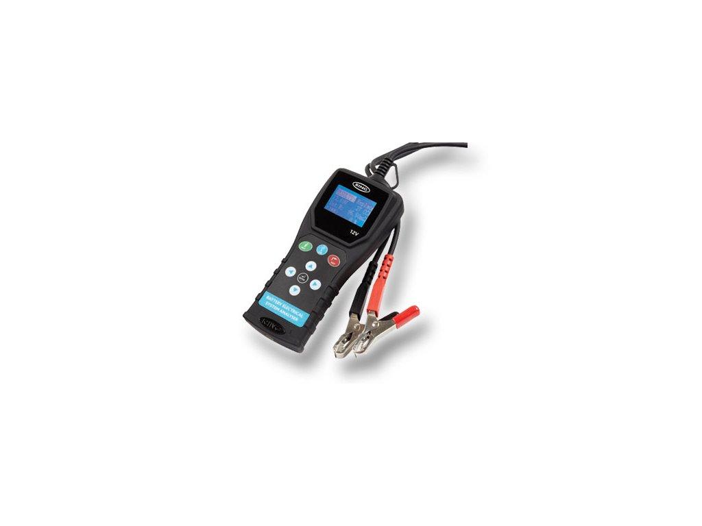 Elektronický multifunkční tester baterií - RBA 600, pro 12V olověné baterie
