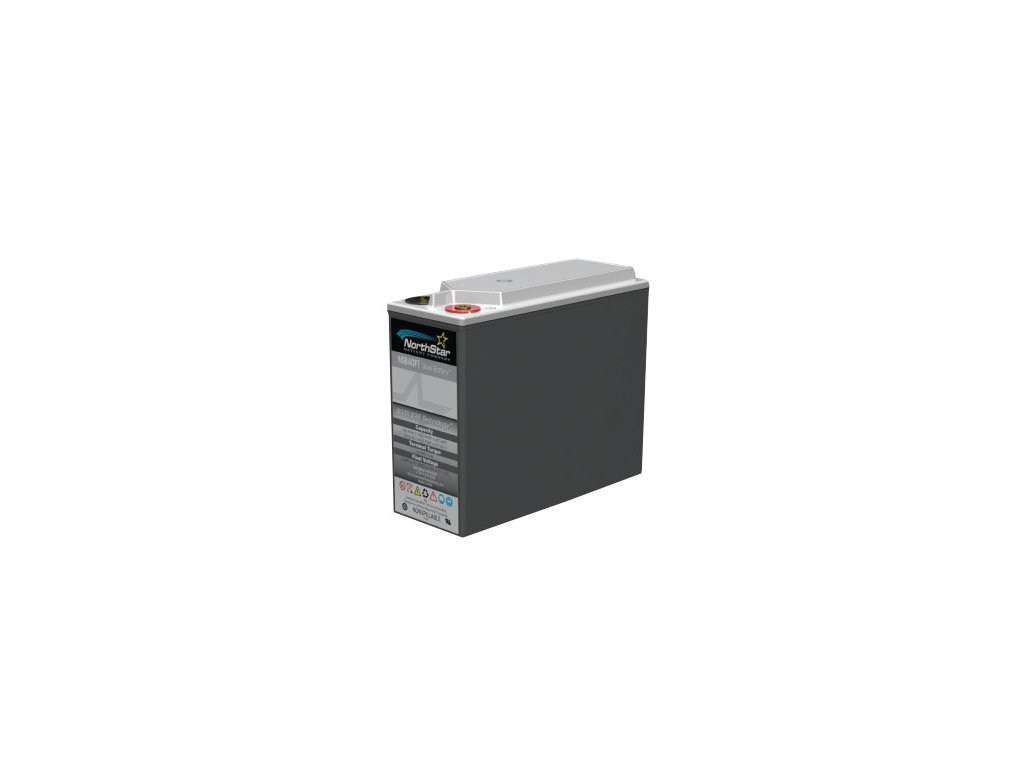 Staniční (záložní) akumulátor  NorthStar NSB 40FT SILVER Battery