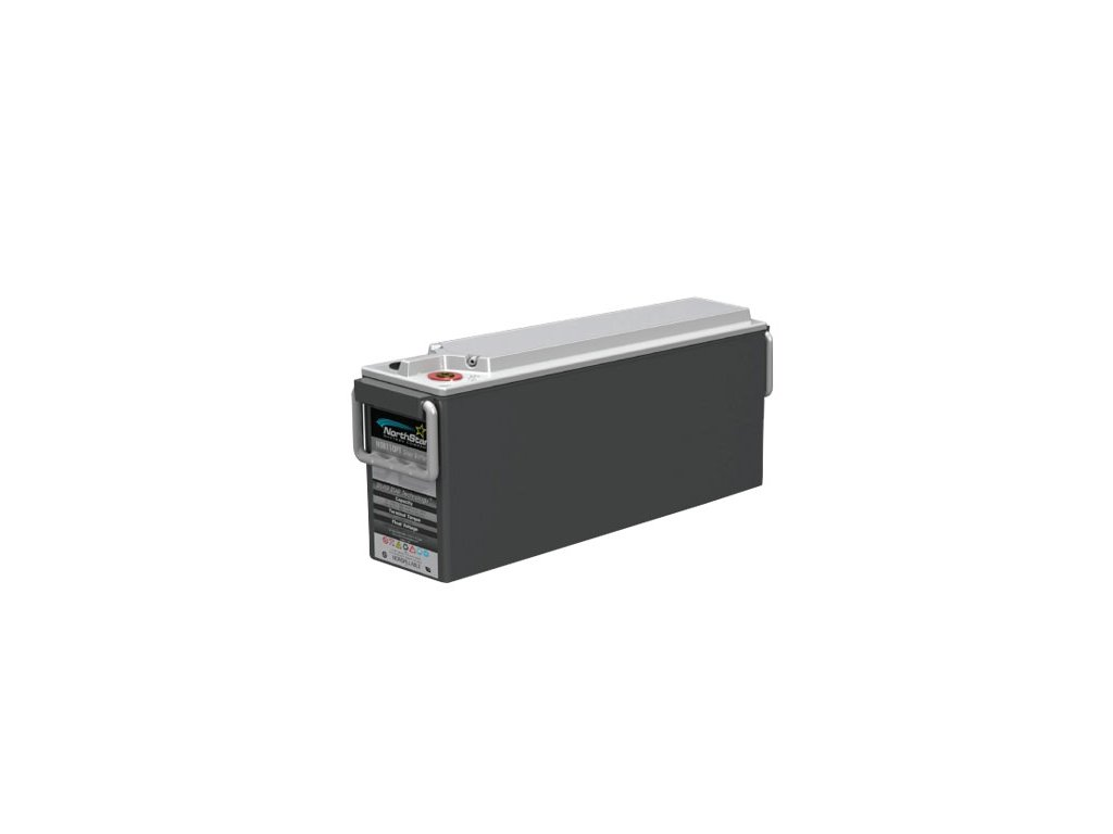 NorthStar Staničný (záložný) akumulátor NSB 110FT SILVER Battery