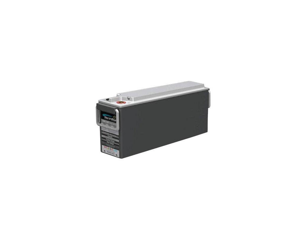 Staniční (záložní) akumulátor  NorthStar NSB 110FT SILVER Battery