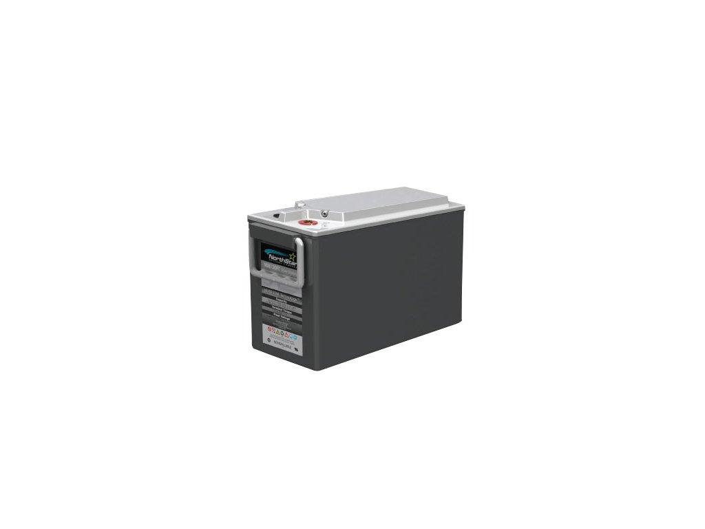 NorthStar Staničný (záložný) akumulátor NSB 130FT SILVER Battery
