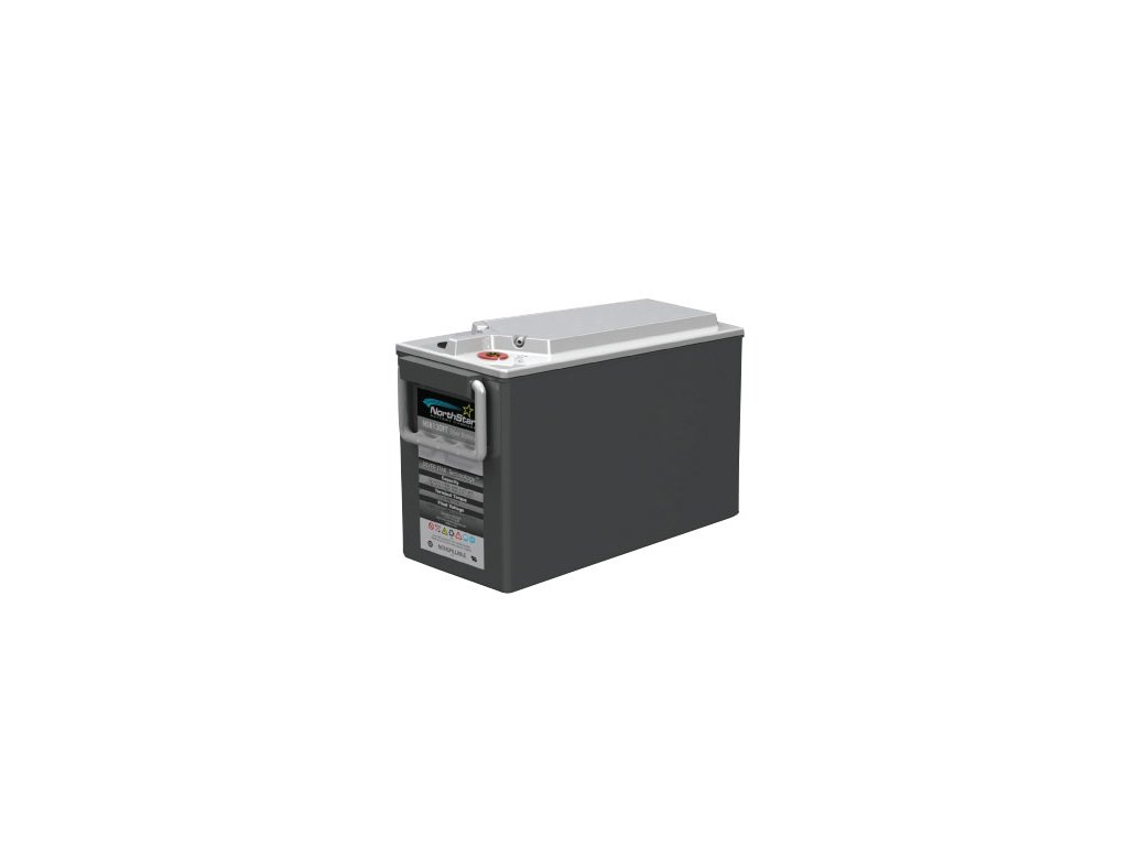 Staniční (záložní) akumulátor  NorthStar NSB 130FT SILVER Battery