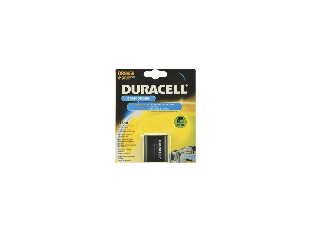 Baterie do videokamery JVC GZ-MG47E/GZ-MG47EX/GZ-MG50/GZ-MG505/GZ-MG505AA/GZ-MG505AC/GZ-MG505AG/GZ-MG505AH/GZ-MG505AS/GZ-MG505B, 700mAh, 7.4V, DR9656