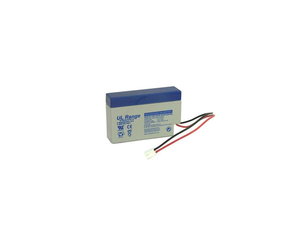Ultracell Záložná batéria UL0.8-12 (12V - 0,8Ah), VRLA-AGM
