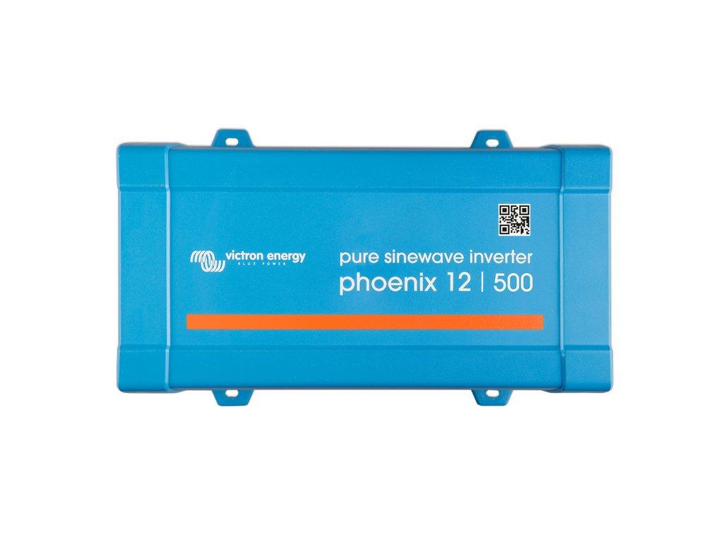 Měnič napětí SINUS Victron Energy Phoenix VE.Direct 500VA 12V