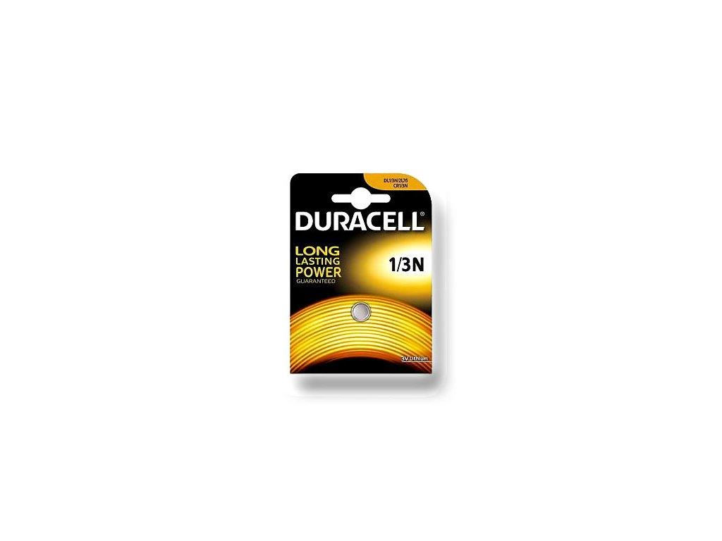DURACELL knoflíkový článek 3V, CR1/3N (DL1/3N)