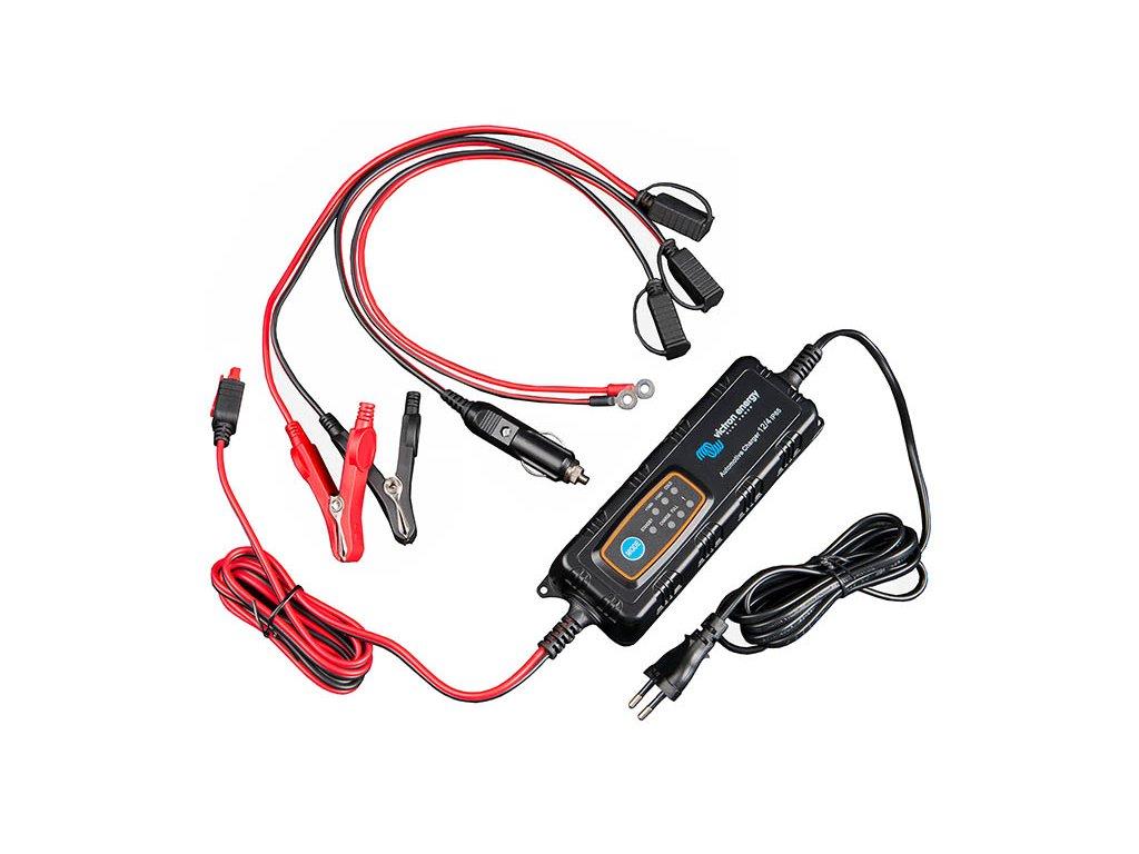 Victron Nabíječka automotive IP65 12V/4A - 12V/0,8A