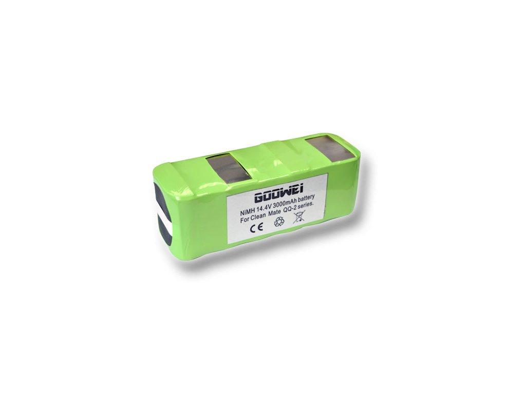 Goowei Baterie pro vysavač Cleanmate QQ-1/QQ-2 Series, 3000mAh, 14.4V