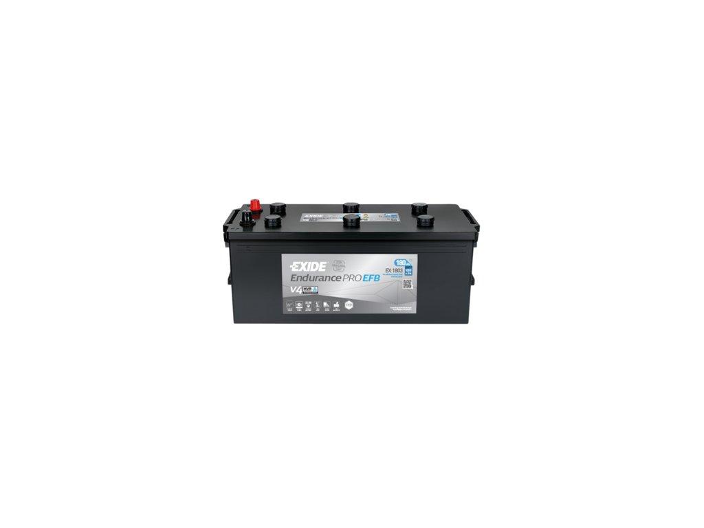 Autobatéria EXIDE EndurancePRO EFB 185Ah, 12V, EX1803