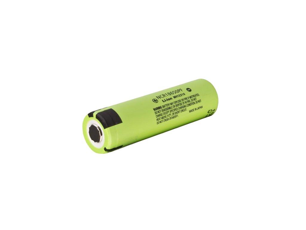 Nabíjecí průmyslový článek NCR18650B, baterie 18650 3,7V 3200mAh