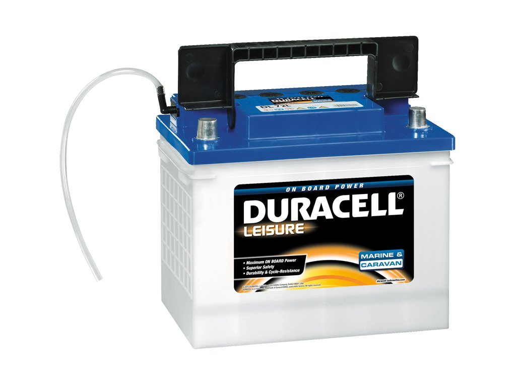 Trakční baterie Duracell Marine & Caravan DL 72L, 72Ah, 12V (DL72L)