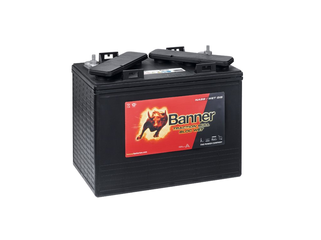 Trakčná batérie Banner DC1275, 150Ah, 12V