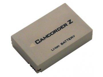Baterie do videokamery Sharp OEM Batteries/VL-35U/VL-55U/VL-75U/VL-Z/VL-Z1/VL-Z1H/VL-Z1S/VL-Z1U/VL-Z3, 1100mAh, 7.4V, VBI9614A