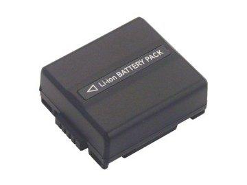 Baterie do videokamery Hitachi/Panasonic DZ-MV780S/NV-GS10/NV-GS10-S/NV-GS100K/NV-GS10B/NV-GS10EG/NV-GS10EG-A/NV-GS10EG-R/NV-GS10EG-S/NV-GS10EGA, 720mAh, 7.2V, VBI9607A
