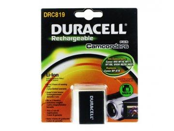 Baterie do videokamery Canon VIXIA HF S200/VIXIA HF S21/VIXIA HF10/VIXIA HF100/VIXIA HF11/VIXIA HF20/VIXIA HF200/VIXIA HF21/VIXIA HFS10/VIXIA HFS100, 1800mAh, 7.4V, DRC819